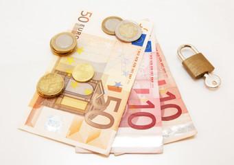 soldi+lucchetto