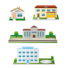 vector buildings 2
