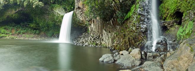 Cascades du Bassin la Paix - Ile de La Réunion