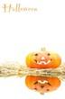 Calabaza de halloween para cartel de fiesta.