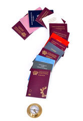 different travel documents
