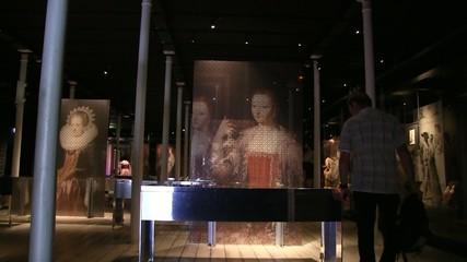 musée de la dentelle à Calais