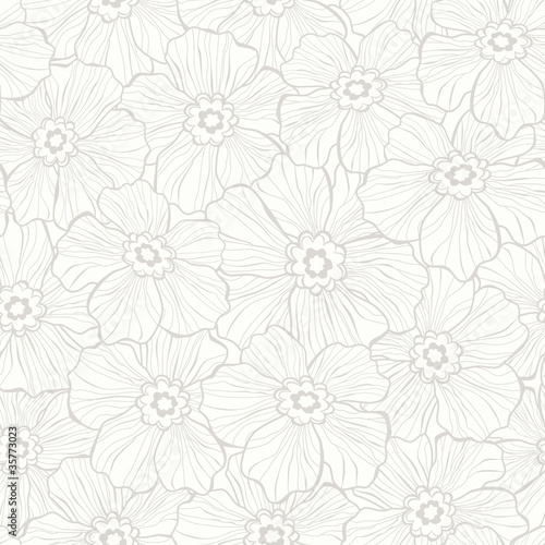 romantic flower pattern