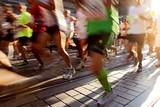 Fototapety Running