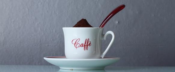 Caffè della moka macinato