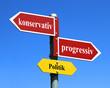 Politik / konservativ oder progressiv?