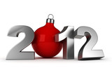 Fototapety 3d - 2012, Happy New Year !