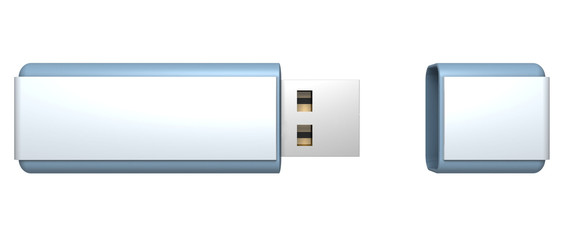 bluestylish USB flash drive memory