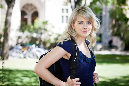 Sweet college girl