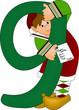 g green alphabet