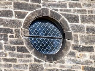 Kirchenfenster - rund