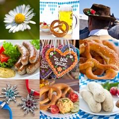 Oktoberfest Collage