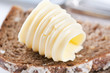 Leinwandbild Motiv bread and butter