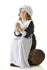 Pilgrim Girl's Prayer