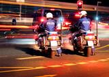 Motorradpolizisten