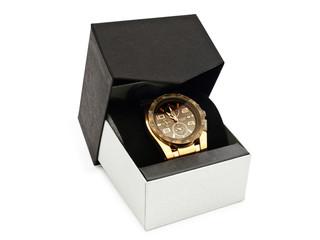luxury man clock