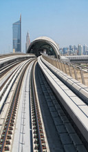 Dubai Subway, UAE