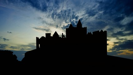 Ireland The Rock of Cashel 7