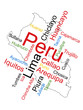 Peru Map and Cities