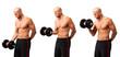 Bewegungsabfolge beim Kurzhanteltraining