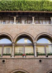 Antico palazzo storico