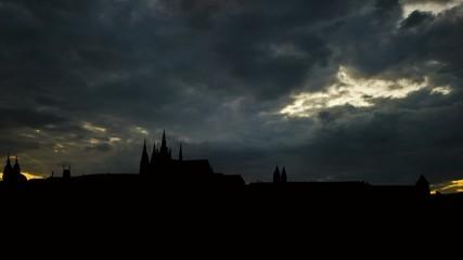 Prague the Castle 1