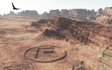 Impossible Geoglyphs
