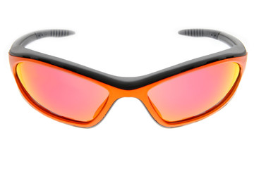 fashion colorful sport sunglasses
