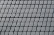 Leinwanddruck Bild - Fassadenverkleidung