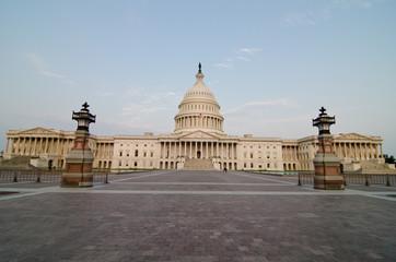 Capitol Hill building - Washington DC USA