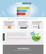 Editable web template