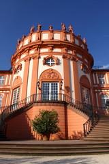 Biebrich Palace in Wiesbaden, Germany