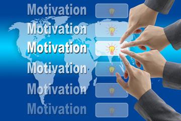 World team motivation technology