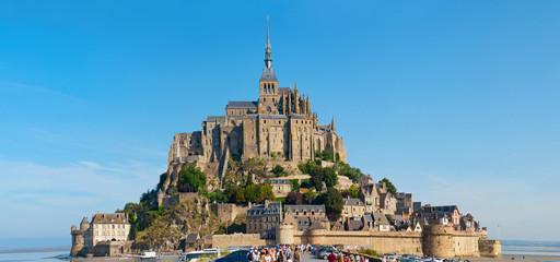 Panorama le Mont Saint-Michel