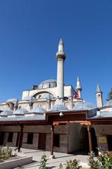 Mevlana museum mosque