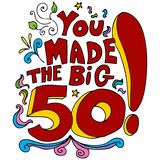 You Made The Big 50