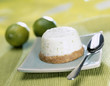Mini cheese-cake au citron vert