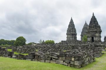Prambanan temple. Yogyakarta,Indonesia