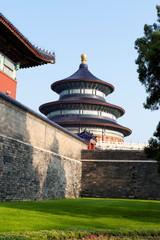 Temple of Heaven in Beijing, China.
