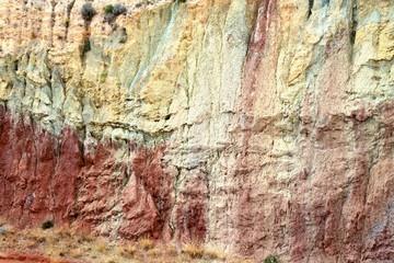 geología de arcillas