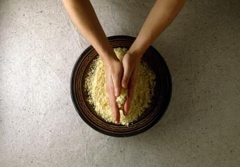 semoule pour couscous