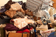 Pile of misc items stored in an unorganized fashion - 35843465