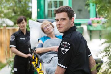 Ambulance Professional