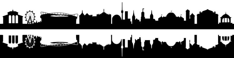 Stuttgarter Skyline