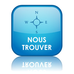 Bouton Web NOUS TROUVER (plan d'accès itinéraire gps directions)