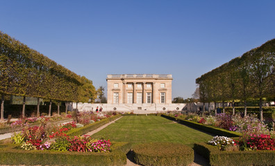 Le Petit Trianon à Versailles - France