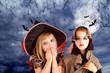 halloween costumes kid girls on moon night