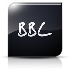 Symbole glossy vectoriel norme BBC