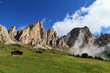 Dolomites in Badia valley - Dolomiti in Val Badia