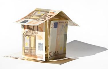 Economia, progetto immobiliare, casa